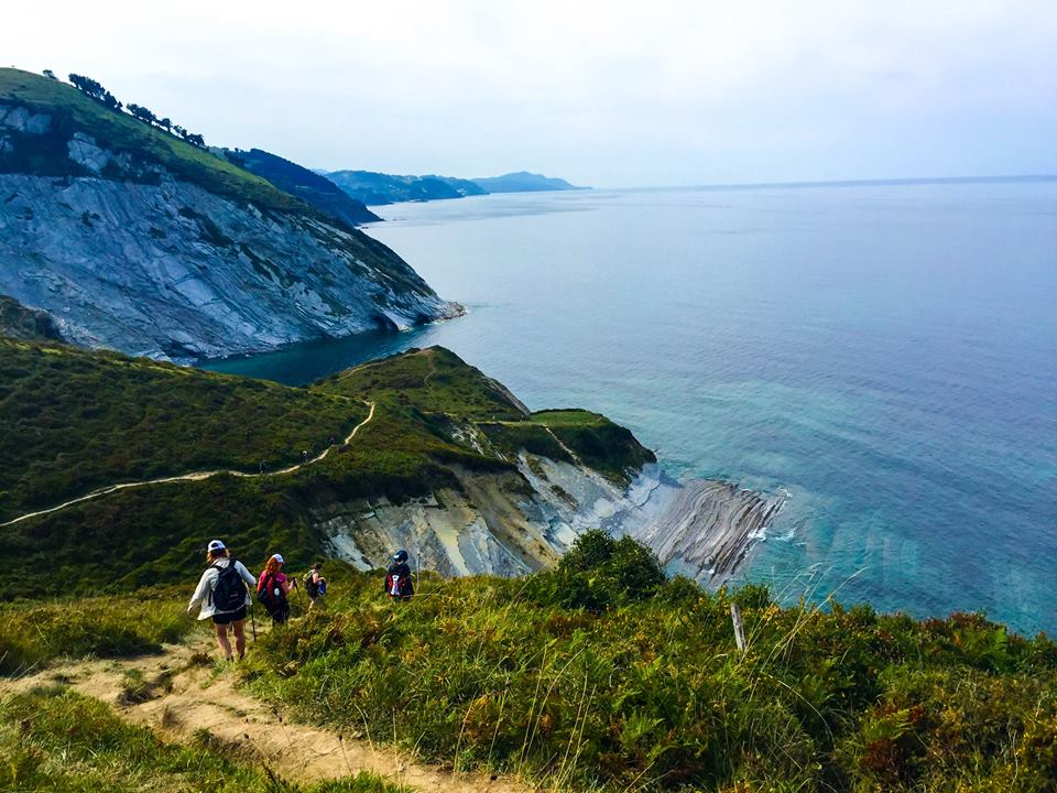HIKE THE GEO-PARK OF THE BASQUE COAST