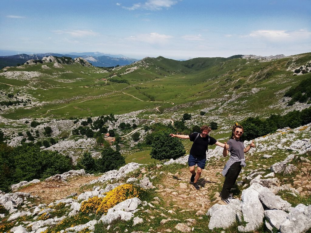 HIKE THE HEART OF THE BASQUE COUNTRY