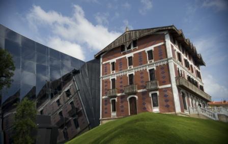 CRISTOBAL BALENCIAGA MUSSEUM