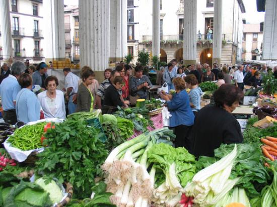 ORDIZIA MARKET, A REAL FEAST FOR THE SENSES