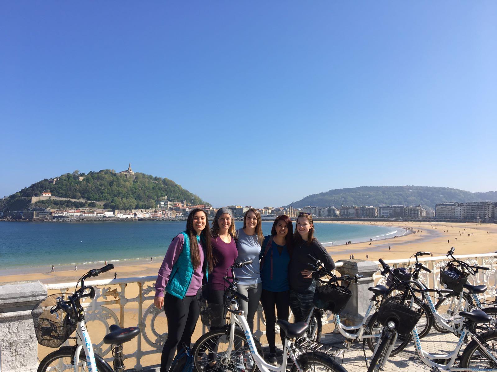 TOUR EN BICICLETA DE SAN SEBASTIAN