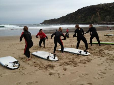 SURF PRIVATE COURSE